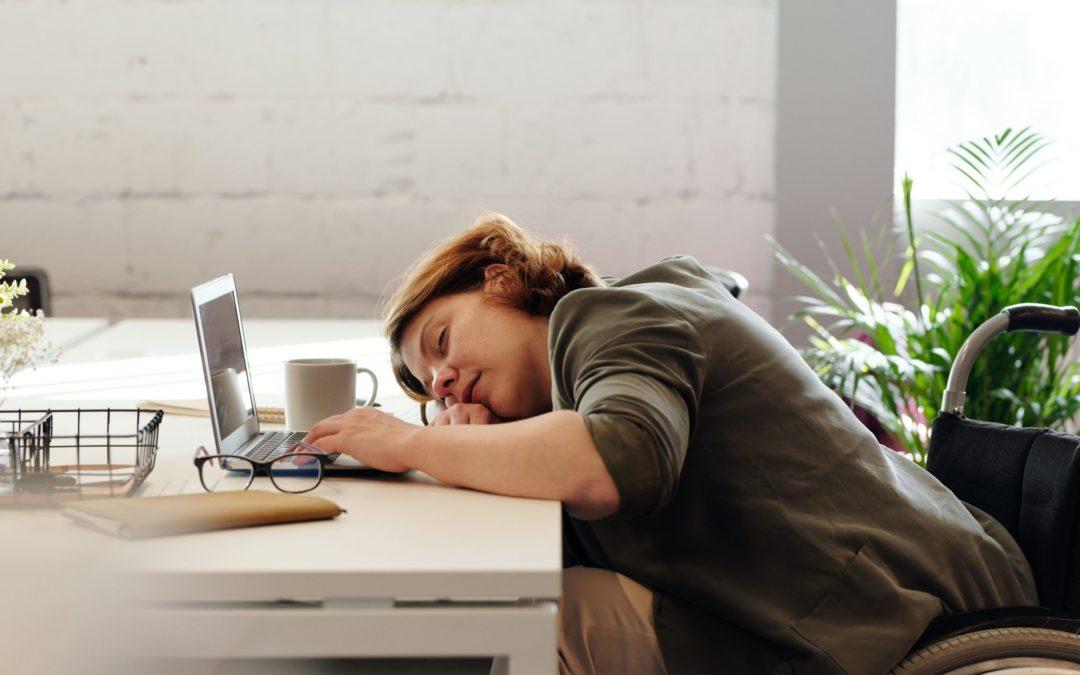 """""""Je cupabilise de ne pas travailler autant que d'habitude en télétravail."""""""
